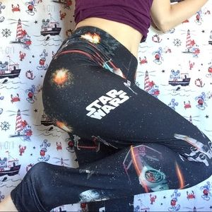 STAR WARS Space Rocket Leggings for Disneyland